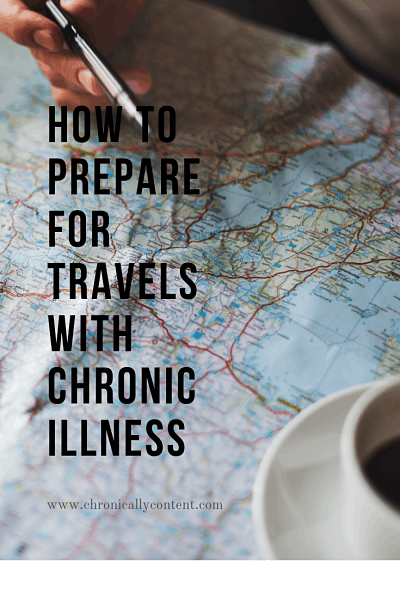 How to Prepare for Travels with Chronic Illness