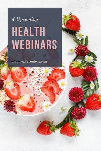 Health Webinars