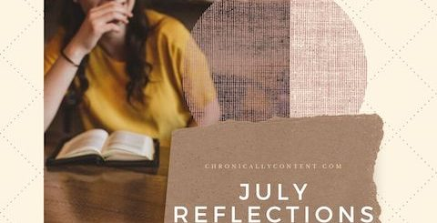 July Reflections