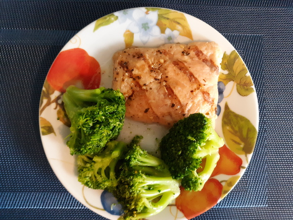Personal Trainer Food Meal