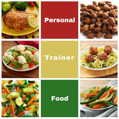 6 Meals Selections