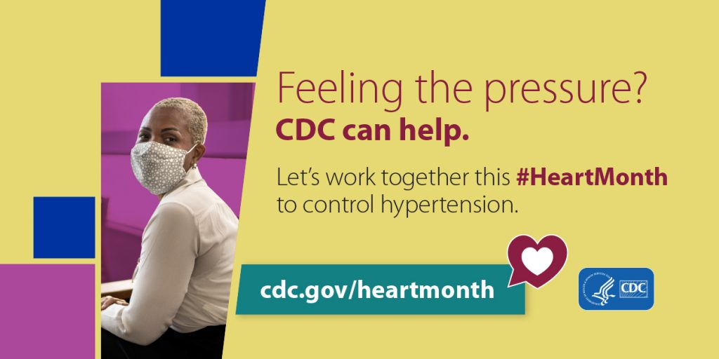 CDC heart month