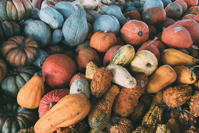 Chronic Illness Self-Care Ideas for Fall pumpkins